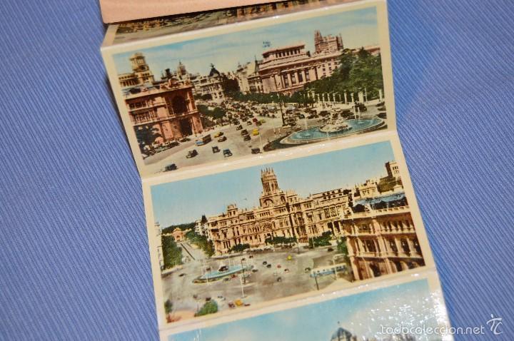 Postales: Librito, 24 FOTOGRAFÍAS EN COLOR - Recuerdo de MADRID - 1ª SERIE - Fotografías artísticas - Foto 7 - 58569664