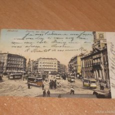 Postales: POSTAL DE MADRID. Lote 58600628