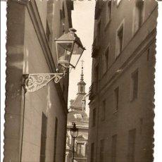 Postales: POSTAL 5 MADRID ANTIGUO CALLE DEL CODO EFI ESPAÑA SPAIN ESPAGNE SPANIEN. Lote 57645997