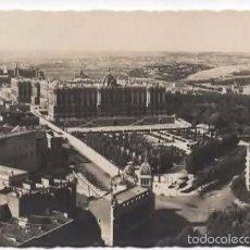 Postales: MADRID. VISTA PARCIAL AEREA. DOMINGUEZ.. Lote 58878751