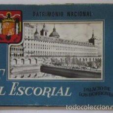 Postales: EL ESCORIAL - PALACIO DE LOS BORBONES. Lote 59201395