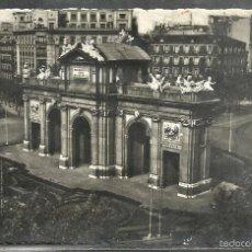Postales - 7 - MADRID - PUERTA DE ALCALA - H. A. E. - CIRCULADA, 1955 - - 59875124