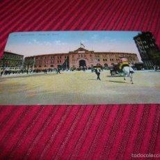 Postales: POSTAL DE ANTIGUA PLAZA DE TOROS EN MADRID. Lote 60123599