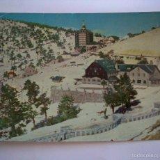 Postales: POSTAL MADRID - PUERTO DE NAVACERRADA - VISTA PARCIAL - DARVI 3 - 1960 - SIN CIRCULAR. Lote 60355847