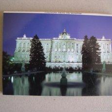 Postales: CARTERA DE 9 POSTALES DEL PALACIO REAL DE MADRID. Lote 60597391
