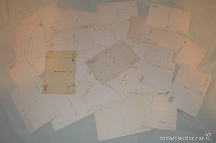 Postales: LOTE 26 Tarjetas POSTALES SIN CIRCULAR - Recuerdo de MADRID Y PROVINCIA - MIRA LAS FOTOS - Foto 6 - 60803159