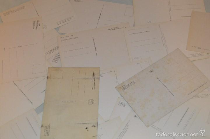 Postales: LOTE 26 Tarjetas POSTALES SIN CIRCULAR - Recuerdo de MADRID Y PROVINCIA - MIRA LAS FOTOS - Foto 7 - 60803159