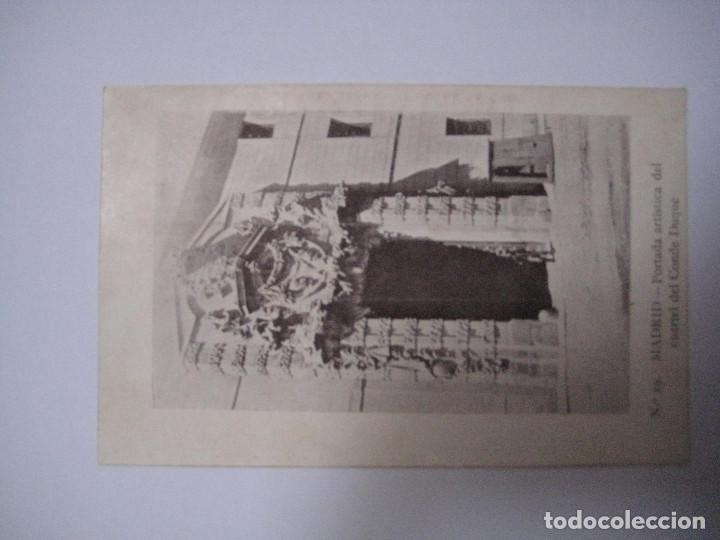 Postales: Postal de Madrid anterior a 1905 - Foto 2 - 61588608