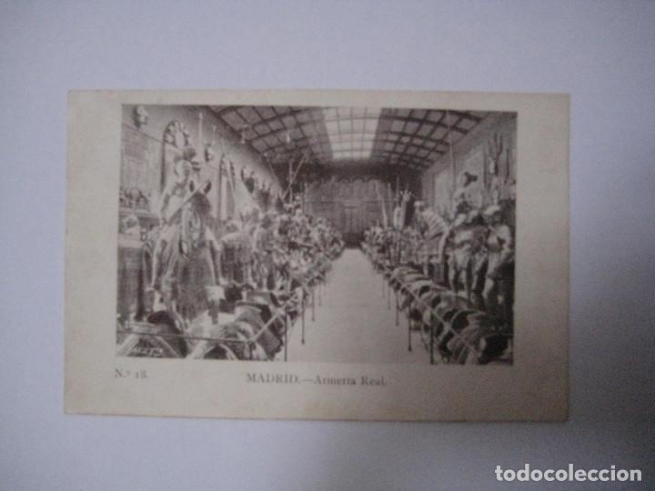 POSTAL DE MADRID ANTERIOR A 1905 (Postales - España - Madrid Moderna (desde 1940))