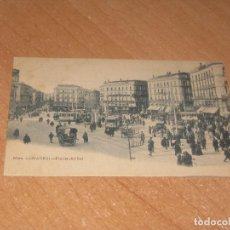 Postales: POSTAL DE MADRID. Lote 62024960