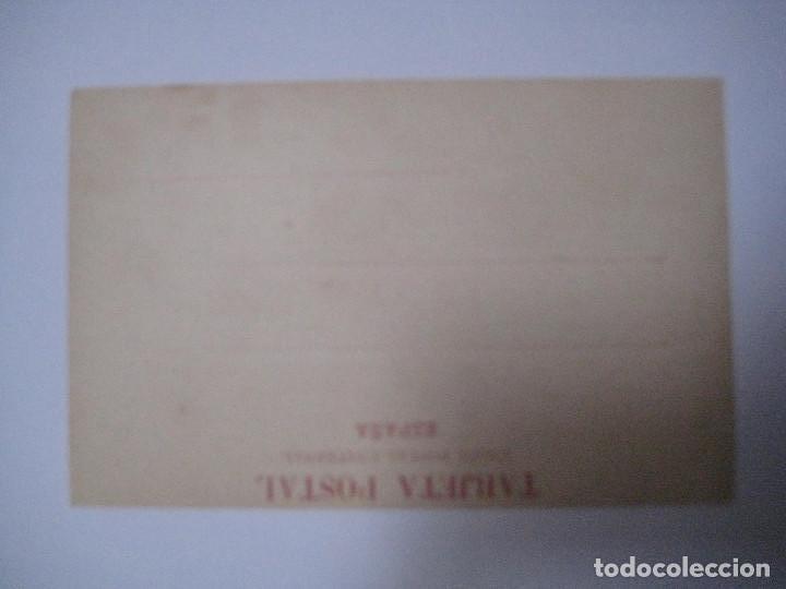 POSTAL DE MADRID ANTERIOR A 1905 (Postales - España - Comunidad de Madrid Antigua (hasta 1939))