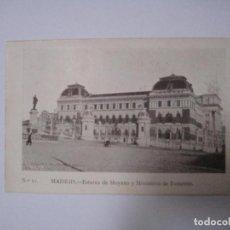 Postales: ANTIGUA POSTAL DE MADRID. Lote 62165664
