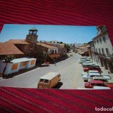 Postales: ANTIGUA POSTAL DE CERCEDILLA .PLAZA MAYOR . Lote 62201944