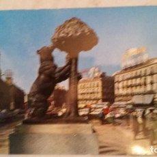 Postales: LA PUERTA DEL SOL DE MADRID COMO ERA EN 1979. Lote 62376260