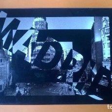 Postales: 10 POSTALES DE MADRID (ESTUCHE) - LETICIA FELGUEROSO (1997-1998). . Lote 64379291