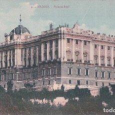 Postales: POSTAL MADRID.- PALACIO REAL. 4. MADRID POSTAL. Lote 65220395