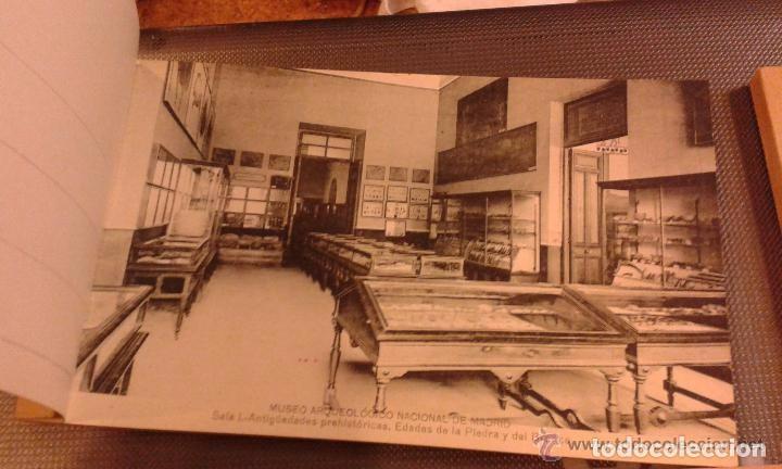 Postales: 4 Blocks del Museo Arqueológico Nacional. Cuatro series. 80 postales Fototipia de Hauser y Menet - Foto 2 - 65753014