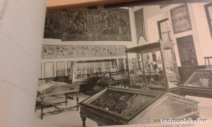 Postales: 4 Blocks del Museo Arqueológico Nacional. Cuatro series. 80 postales Fototipia de Hauser y Menet - Foto 4 - 65753014