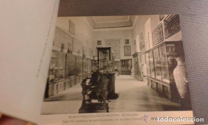 Postales: 4 Blocks del Museo Arqueológico Nacional. Cuatro series. 80 postales Fototipia de Hauser y Menet - Foto 5 - 65753014