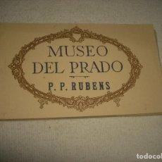 Postales: MUSEO DEL PRADO . RUBENS . 20 TARJETAS POSTALES . FOTOTIPIA DE HAUSER Y MENET. Lote 66035870