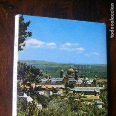 Postales: LIBRO 8 POSTALES EL ESCORIAL. Lote 67068026