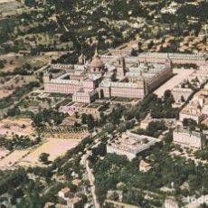 Postales: EL ESCORIAL - MONASTERIO - IBERIA LINEAS AEREAS - AÑO 1960 - FOTO AEREA TAF - ED RIEUSSET - NUEVA. Lote 68834249
