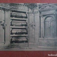 Postales: POSTAL EL ESCORIAL - PANTEON DE REYES. Lote 69054865