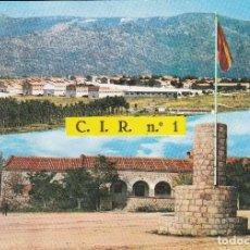 Postales: Nº 29417 POSTAL COLMENAR VIEJO MADRID CIR Nº 1 CAMPAMENTO DE SAN PEDRO. Lote 69888529
