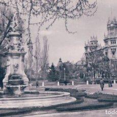 Postales: POSTAL MADRID.- FUENTE DE APOLO. 7. SALVADOR BARRUECO. CIRCULADA. Lote 69983441