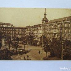 Postales: MADRID PLAZA MAYOR Nº 5 EDICIONES MUMBRU. Lote 70507809
