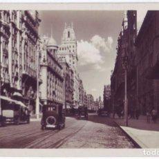 Postales: MADRID: AVENIDA DE PÍ Y MARGALL. COLECCIONES LOTY. NO CIRCULADA (AÑOS 20). Lote 70552349