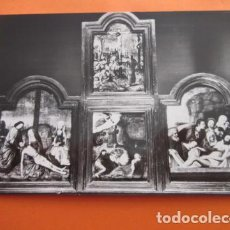 Postales: POSTAL - MADRID MONASTERIO DESCALZAS REALES PASION CRISTO - PATRIMONIO NACIONAL - NO CIRCULADA. Lote 71060941