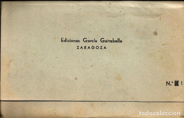 Postales: MADRID: BLOC CON 10 POSTALES ANTIGUAS DE GARCIA GARABELLA - Foto 2 - 71168381