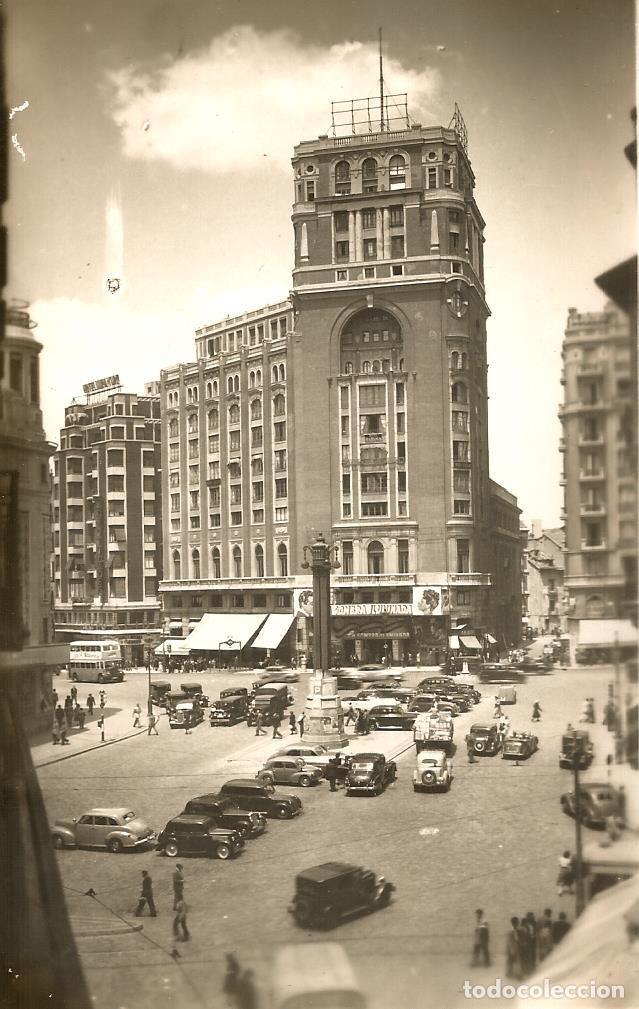 Postales: MADRID: BLOC CON 10 POSTALES ANTIGUAS DE GARCIA GARABELLA - Foto 3 - 71168381
