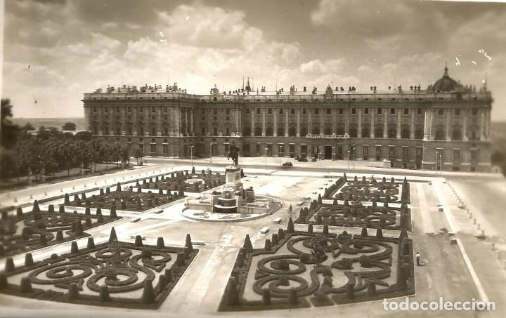 Postales: MADRID: BLOC CON 10 POSTALES ANTIGUAS DE GARCIA GARABELLA - Foto 5 - 71168381