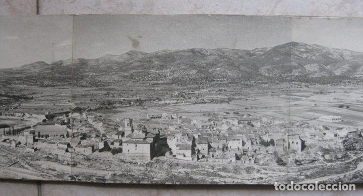 Postales: POSTAL PANORAMICA QUIEN SABE DONDE? 70 x 9 CM. - Foto 3 - 71238515