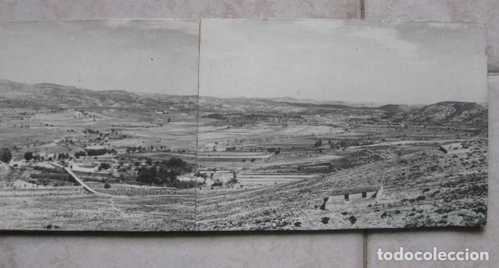 Postales: POSTAL PANORAMICA QUIEN SABE DONDE? 70 x 9 CM. - Foto 5 - 71238515