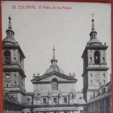 Postales: POSTAL MONASTERIO DE EL ESCORIAL ( MADRID ). Lote 72104527