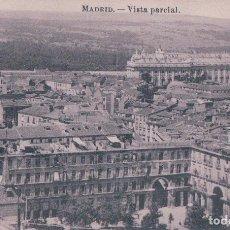Postales: POSTAL DE MADRID. VISTA PARCIAL. J.ROIG.. Lote 74296999