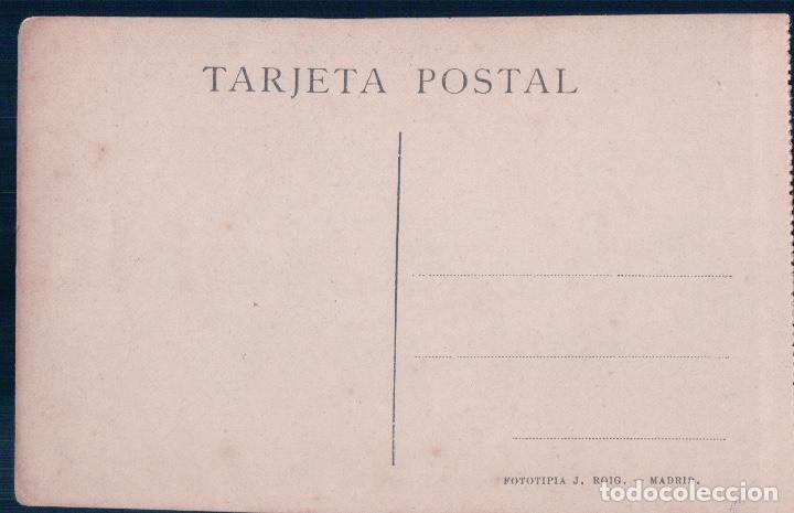 Postales: POSTAL DE MADRID. VISTA PARCIAL. J.ROIG. - Foto 2 - 74296999