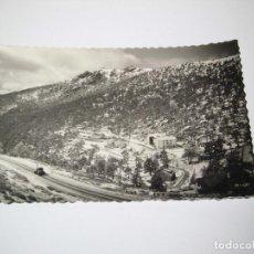 Postales: 11 PUERTO DE NAVACERRADA (MADRID9ALTITUD 1860.VISTA PARCIAL. Lote 74368363