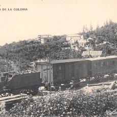 Postales: CERCEDILLA (MADRID).- HOTELES DE LA COLONIA. Lote 74560991