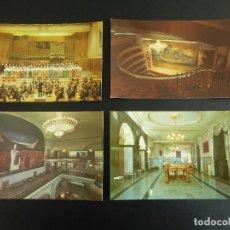 Postales: LOTE DE 10 POSTALES DEL TEATRO REAL DE MADRID, 1976. Lote 76786099