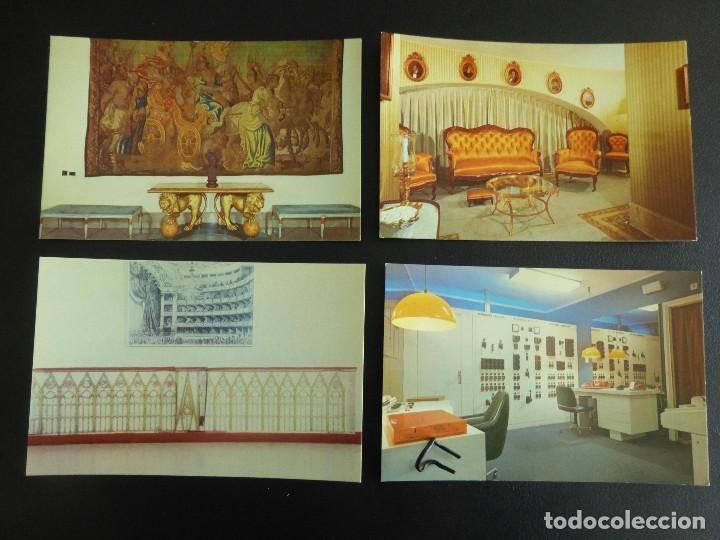 Postales: LOTE DE 10 POSTALES DEL TEATRO REAL DE MADRID, 1976 - Foto 2 - 76786099
