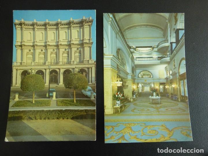 Postales: LOTE DE 10 POSTALES DEL TEATRO REAL DE MADRID, 1976 - Foto 2 - 76790311