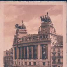 Postales: POSTAL MADRID. Nº 52. BANCO DE BILBAO. HELIOTP. KALLMEYER Y GAUTIER.. Lote 76869991