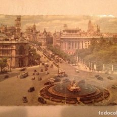 Postales: 4 TARJETAS POSTALES CIRCULADAS AÑO 1959 MADRID. Lote 77371549