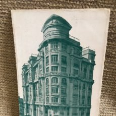 Postales: ANTIGUA POSTAL MADRID HOTEL METROPOLITANO GRAN VÍA MONTERA. Lote 78124513