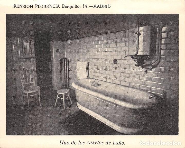 Cuartos De Bano Madrid.Madrid Pension Florencia Uno De Los Cuartos De Bano