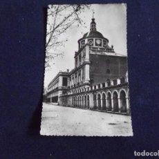 Cartes Postales: MADRID-V3-Nº33-ARANJUEZ-PALACIO-HELIOTIPIA ART.ESPAÑOLA-CIRCULADA-1957. Lote 78252957